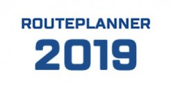 Routeplanner voor 2019 is hier te downloaden